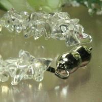 恋愛・家族愛・人間愛大きな愛◆ローズクォーツ・クンツァイト・アクアマリン・水晶のサムネイル